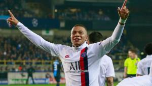 PSG razbio Galatu, Real nije pokvario slavlje Club Bruggea