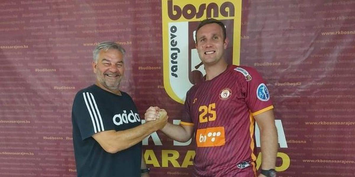 Mirza Mimić produžio saradnju sa Bosnom