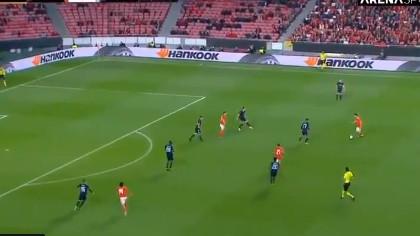 Fenomenalan gol na Luzu, Dinamu treba čudo