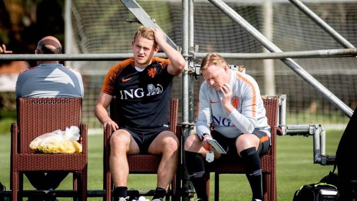 Koeman donio još loših vijesti De Ligtu: Ako ne bude redovno igrao u Juventusu...