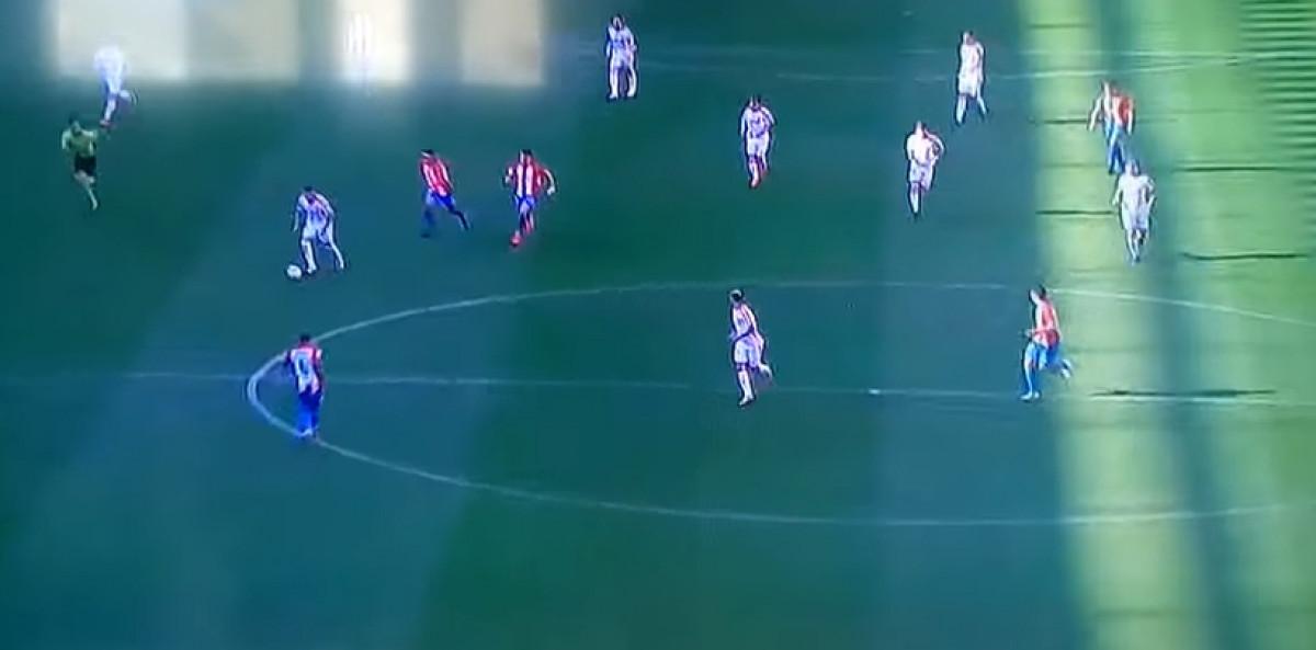 Jedan od najljepših golova ove sezone postignut je danas u Španiji