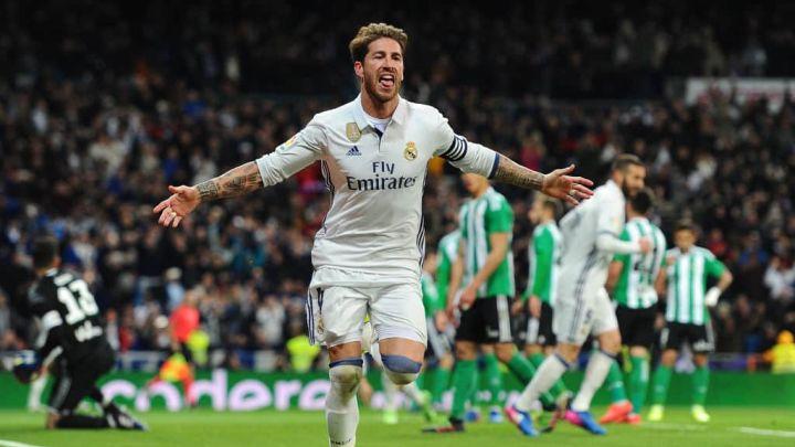 Ramos oduševio navijače Real Madrida