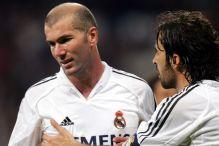 Raul: Nisam vjerovao da će Zidane postati trener