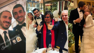 Ispoštovala ga samo dvojica saigrača: Fudbaler Juventusa na vlastitoj svadbi saznao ime novog kluba