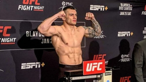 Darko Stošić izgleda spektakularno pred odlučujući meč u UFC karijeri