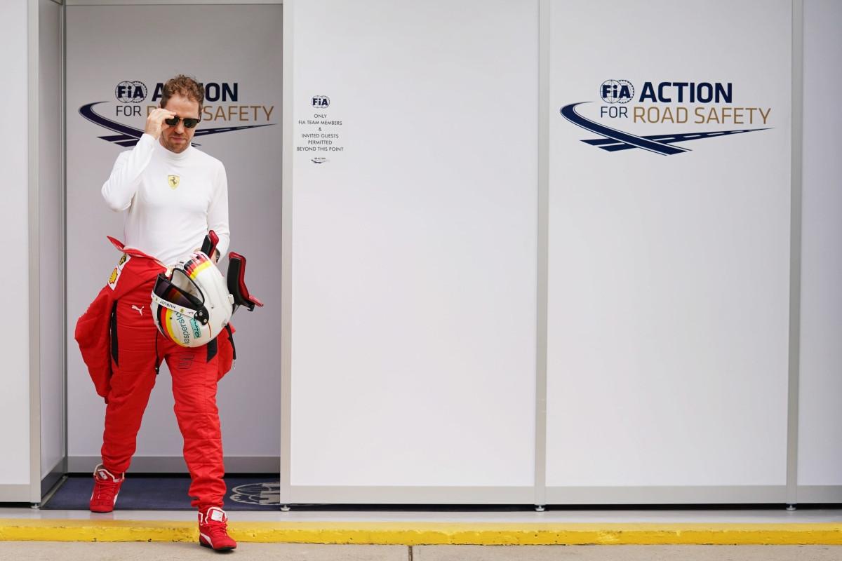 Vettel na stolu ima novu ponudu od Ferrarija