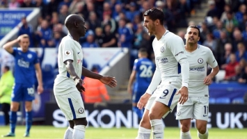 Chelsea slavio u Leicesteru, Kolašinac asistent za Arsenal