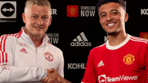 Manchester United potvrdio transfer Sancha