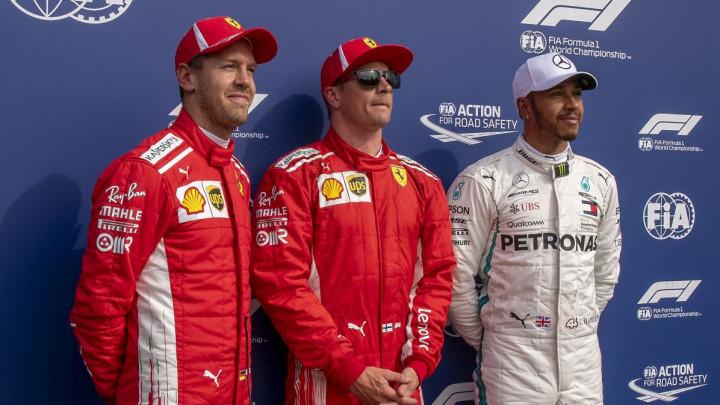 Vettel: Ne trebamo se osvrtati na ovu trku; Raikkonen: Desilo se nešto čudno