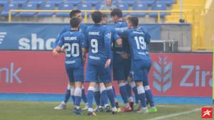 FK Željezničar u Međugorju protiv Igmana iz Konjica