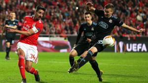 Dinamovi snovi razbijeni u Lisabonu: Benfica ide u četvrtfinale Lige Evrope!