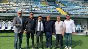 Predsjednik Čelika boravio u posjeti HNK Rijeka