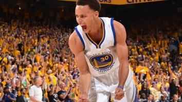 Curry pogodio nevjerovatnu trojku, pa pobjegao u svlačionicu