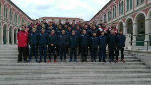 Nade FK Krajina na pripremama u Makarskoj