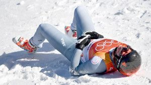 Stravičan pad ruskog skijaša u Pyeongchangu