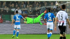 Ruizov gol za pamćenje, Udinese nemoćan protiv Napolija