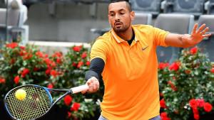 Samo nekoliko dana nakon što je vrijeđao turnir: Kyrgios se povukao sa Roland Garrosa