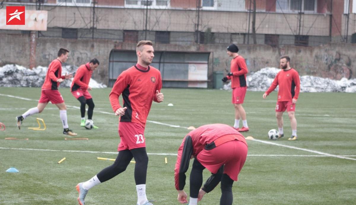 Anel Husić nakon samo mjesec dana napustio FK Sloboda