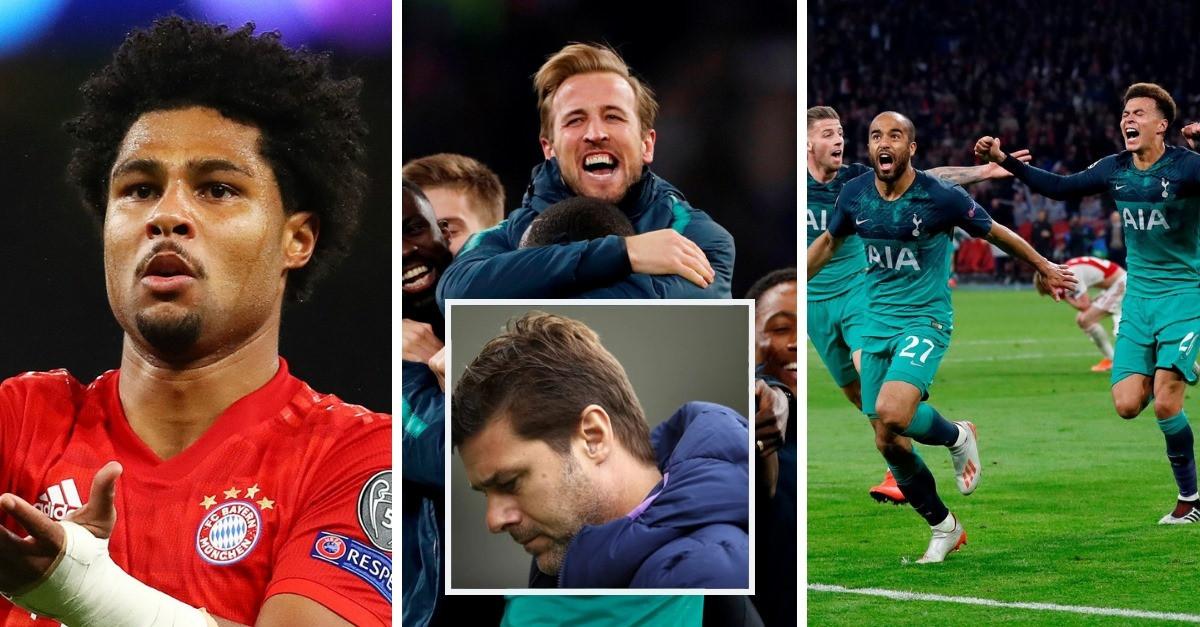 Uspon i pad Tottenhama: Od finaliste Lige prvaka, do tima koji u dvije utakmice primi deset golova