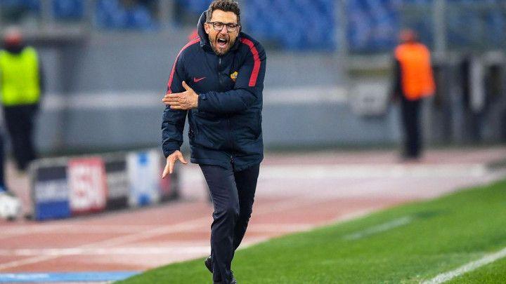 Di Francesco: Igrači vjeruju u ovaj tim, svi moraju da se osjećaju bitnim