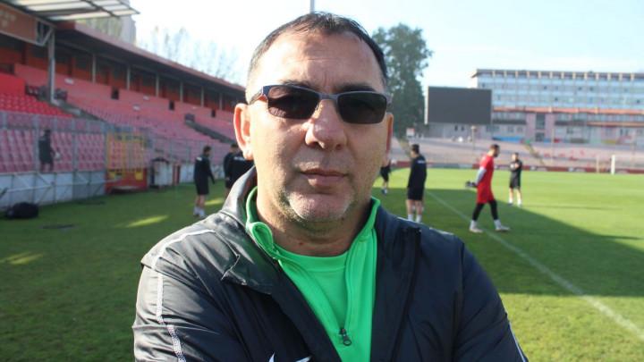Božičić: Velež ima dobru ekipu i trenera, ali u Zenici se i mi nešto pitamo