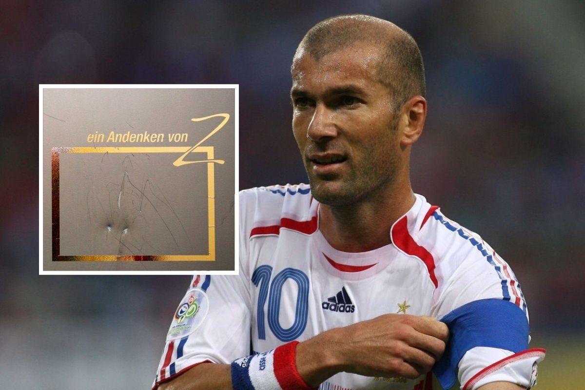 Zidane na SP-u 2006. godine oštetio vrata svlačionice u Leipzigu, a ona ni danas nisu zamijenjena