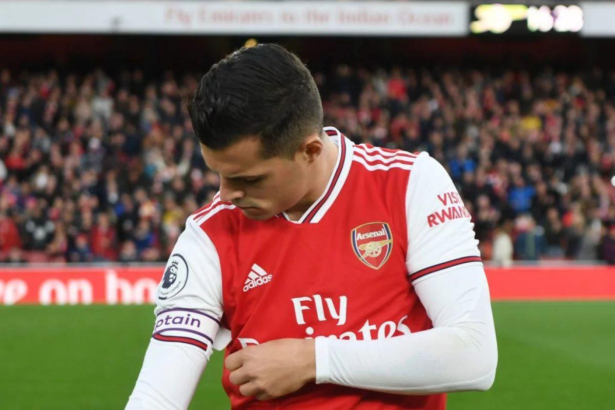 Xhaki su odbrojani dani u Arsenalu, a to najbolje pokazuje potez Emeryja