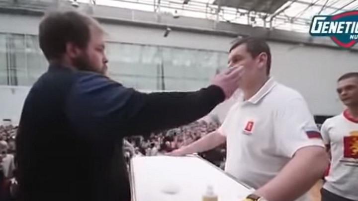 Šamarčina za medalje: Pobjednički šamar na turniru u Sibiru će i vas zaboljeti