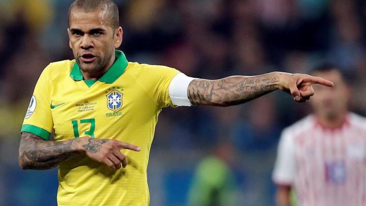 Alves: Prije povratka u Brazil zvala su me dva velikana