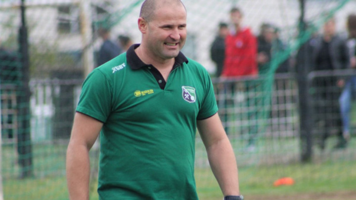 Mehanović: Želimo igrati lijep nogomet, ali i biti u vrhu tabele