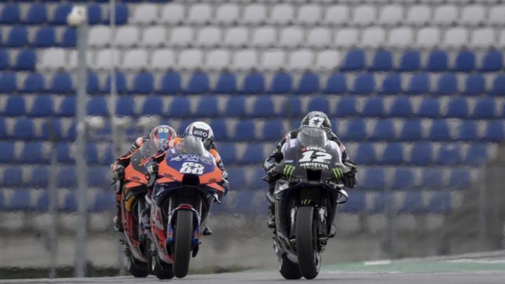 Nevjerovatna gužva na vrhu liste generalnog poretka šampionata MotoGP
