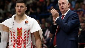 Nevjerovatna situacija na beogradskom aerodromu: Košarkaši Crvene zvezde morali napustiti avion!