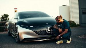 Lewis Hamilton pokazao svoju nevjerovatnu mašinu koju još niko nema