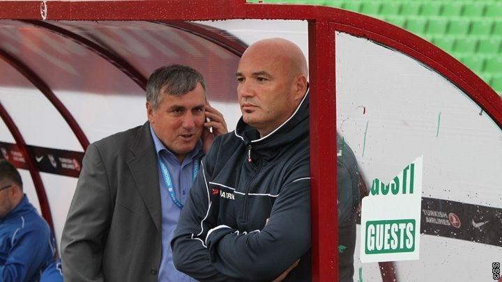 Bošnjaković: Gledao sam u svlačionici suze svojih igrača