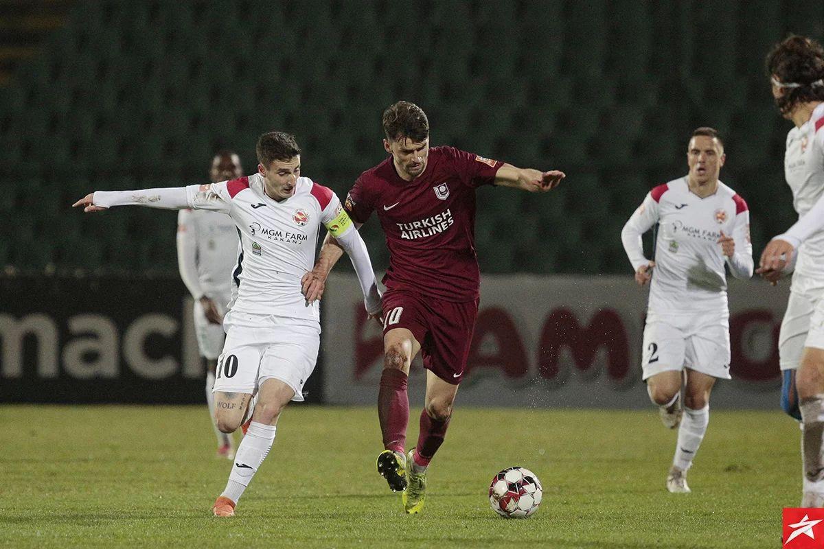 Sarajevo i Mladost igraju u petak!