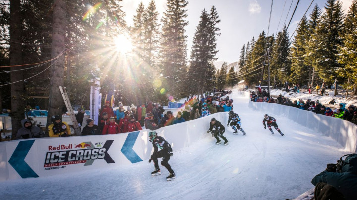 Braća Dallago trijumfalna na otvaranju ice cross sezone