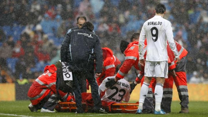Van der Vaart se požalio na Ronaldovo ponašanje, ispostavilo se da je izmislio priču