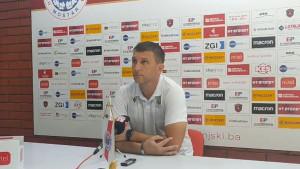 Jakirović: Derbi je iza nas i sada samo razmišljamo o Rudaru