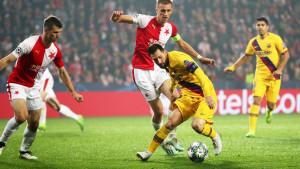 Duel Barcelone i Slavije proglašen utakmicom visokog rizika