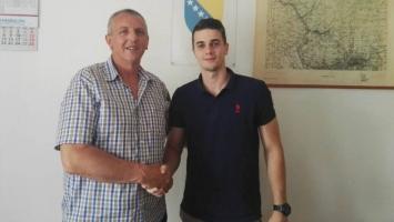 Anes Bečić produžio ugovor sa Vogošćom
