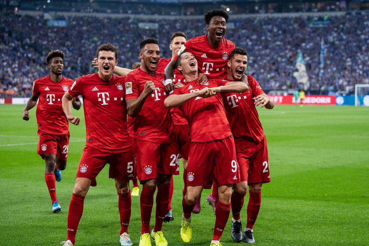 Bayern pretiče HSV na vječitoj listi Bundeslige