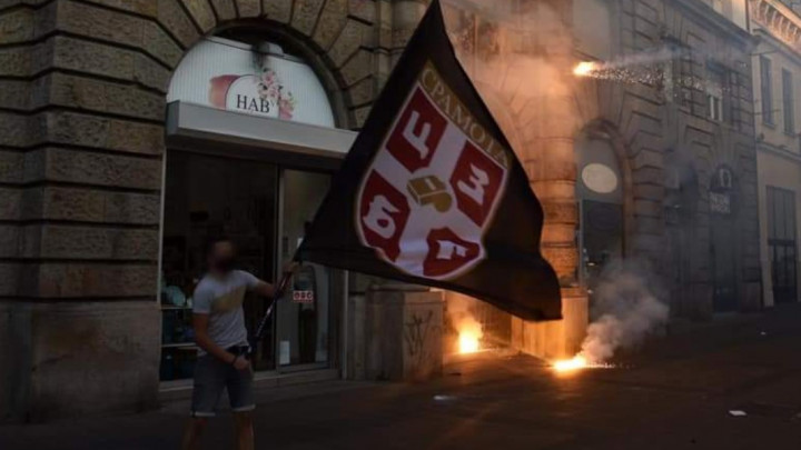 Grobari blokirali centar Beograda, veliki protesti protiv FS Srbije