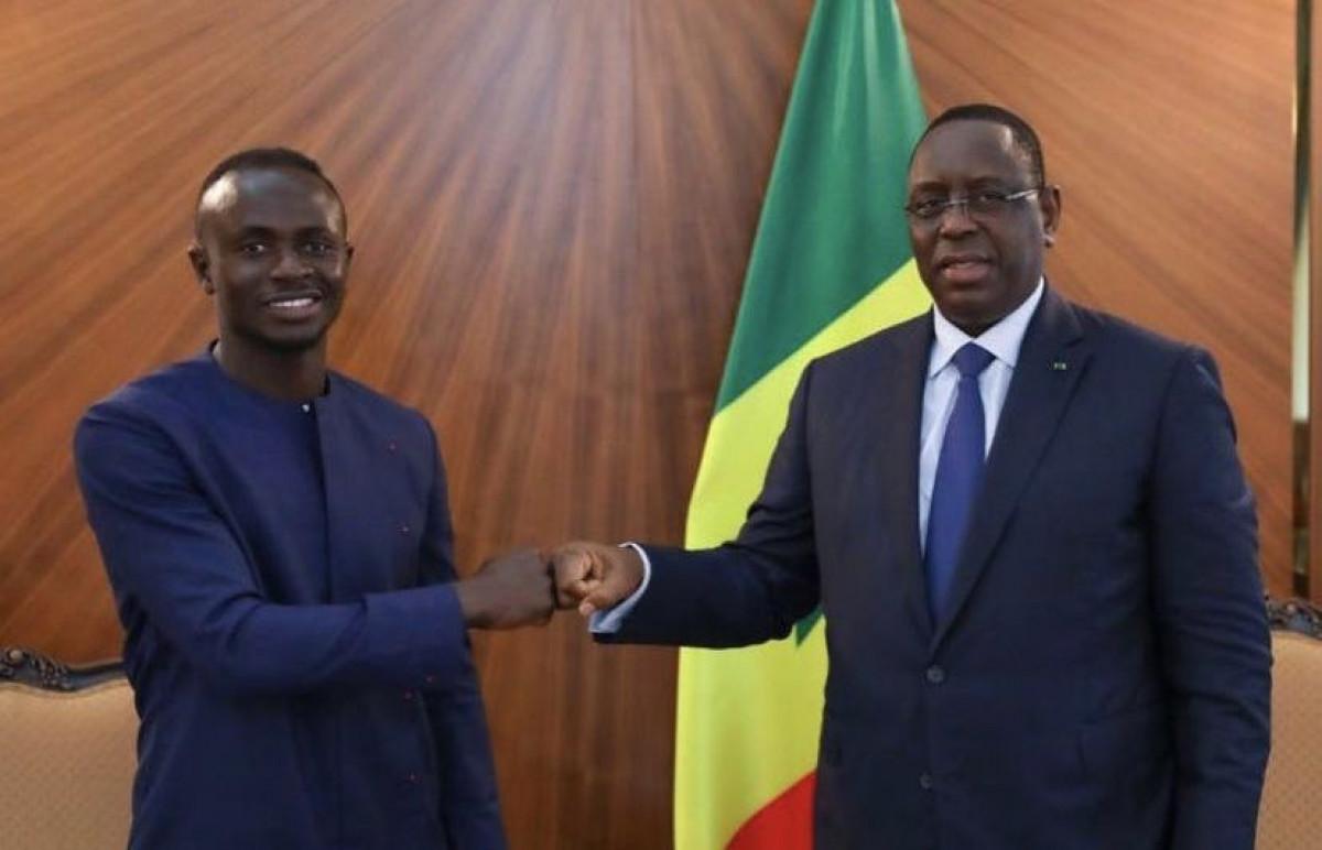 Sadio Mane se sastao s predsjednikom Senegala i šokirao ga svojim idejama