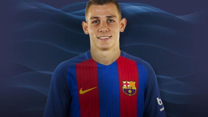 Zvanično: Lucas Digne potpisao za Barcelonu