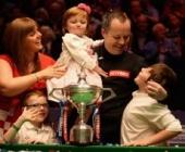 Higgins svjetski prvak u snookeru