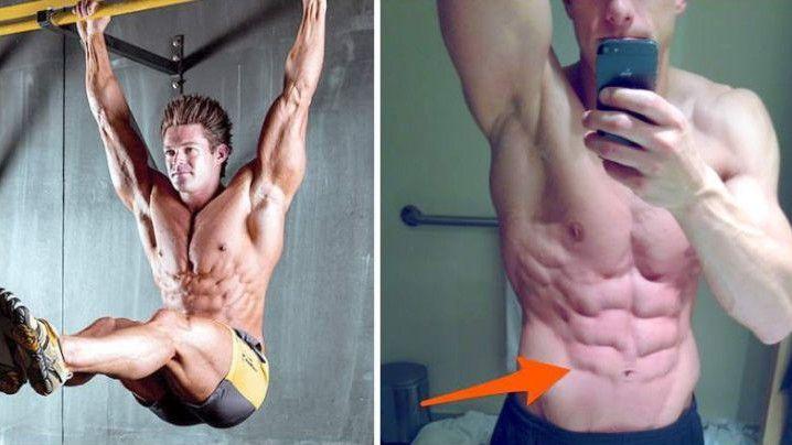 Vježbe za zatezanje donjeg dijela stomaka