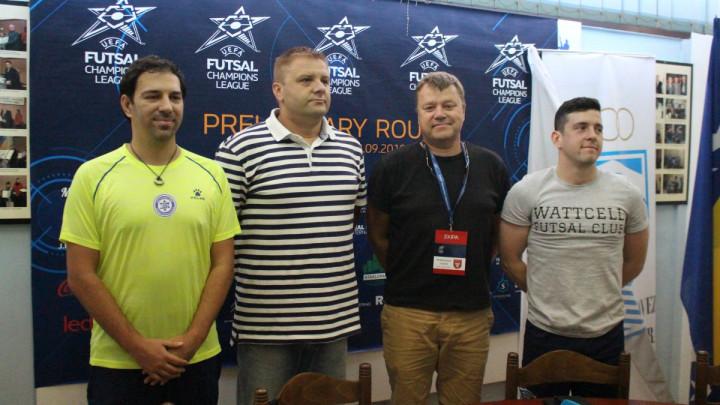 U Mostaru počinje preliminarna faza Lige prvaka u futsalu