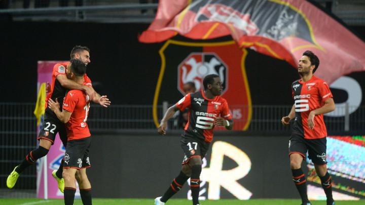 Rennes preokretom uspio srušiti PSG