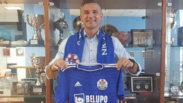Trener iz BiH preuzeo Slaven Belupo
