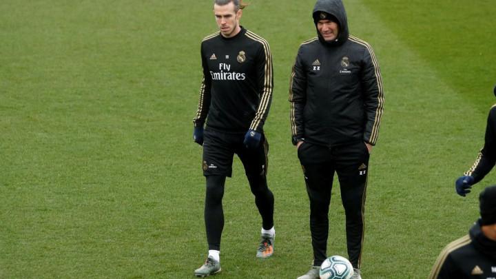 Gareth Bale i Luka Jović vraćeni kući sa treninga Real Madrida